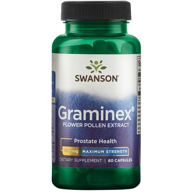 Swanson UltraGraminex Flower Pollen Extract - Maximum Strength