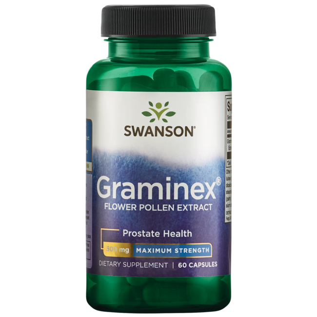 Swanson Ultra Max-Strength Graminex Flower Pollen Ext