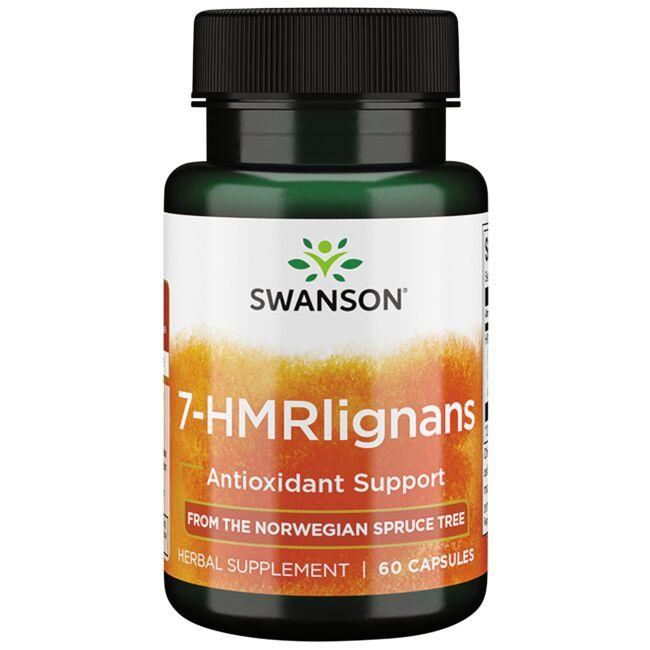 Swanson Ultra7-HMRlignans from Norwegian Spruce Tree