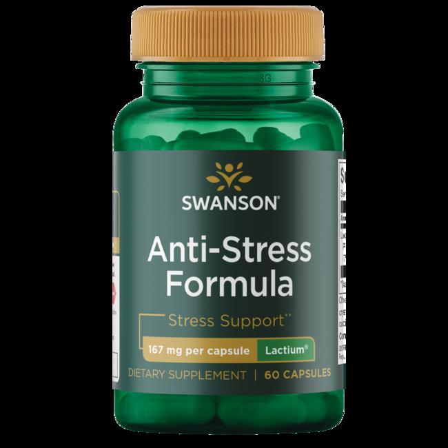 Swanson UltraWomen's Anti-Stress Formula (Lactium)
