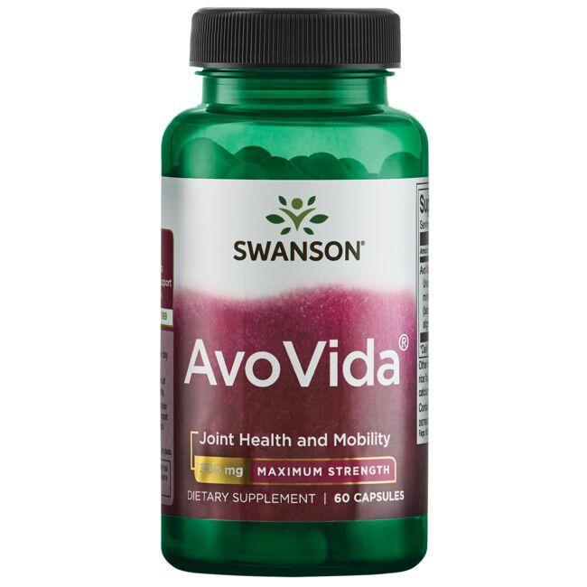 Swanson UltraAvoVida - Maximum Strength