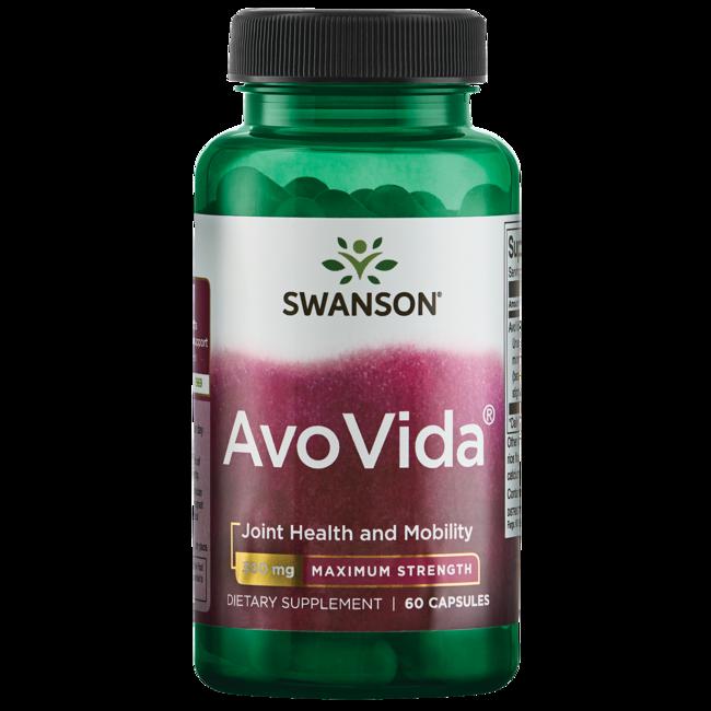 Swanson UltraMaximum-Strength AvoVida