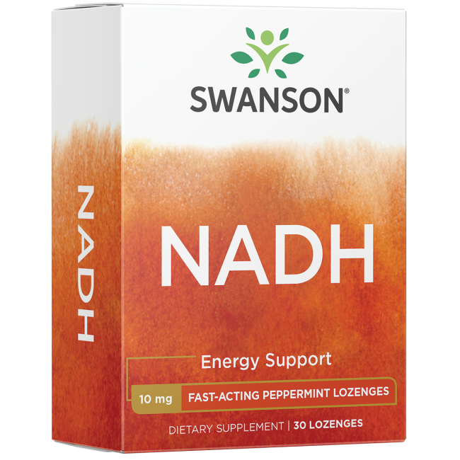 Swanson Ultra Fast-Acting NADH High Bioavailability