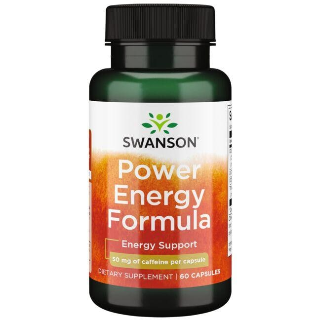 Swanson Ultra Power Energy Formula