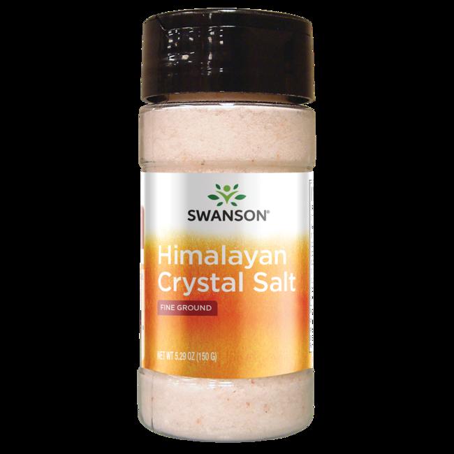 pink himalayan crystal salt low price swanson health