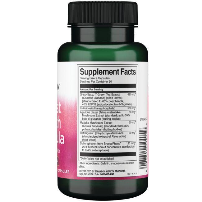 Swanson UltraBreast Health Formula For Women Close Up