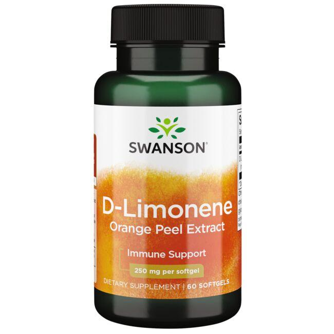 Swanson UltraD-Limonene Cold-Pressed Orange Peel Extract