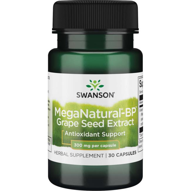 Swanson Ultra MegaNatural-BP Grape Seed Extract