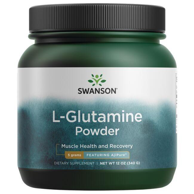 Swanson UltraAjiPure L-Glutamine Powder