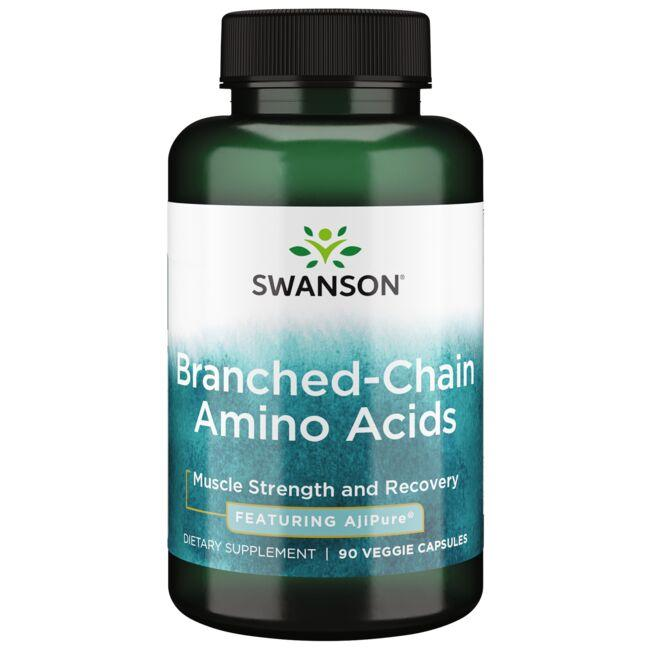 Swanson Ultra Branched-Chain Amino Acids - Featuring AjiPure
