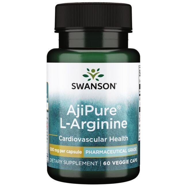 Swanson UltraAjiPure L-Arginine - Pharmaceutical Grade
