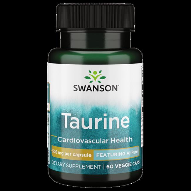 Swanson UltraAjiPure Taurine, Pharmaceutical Grade