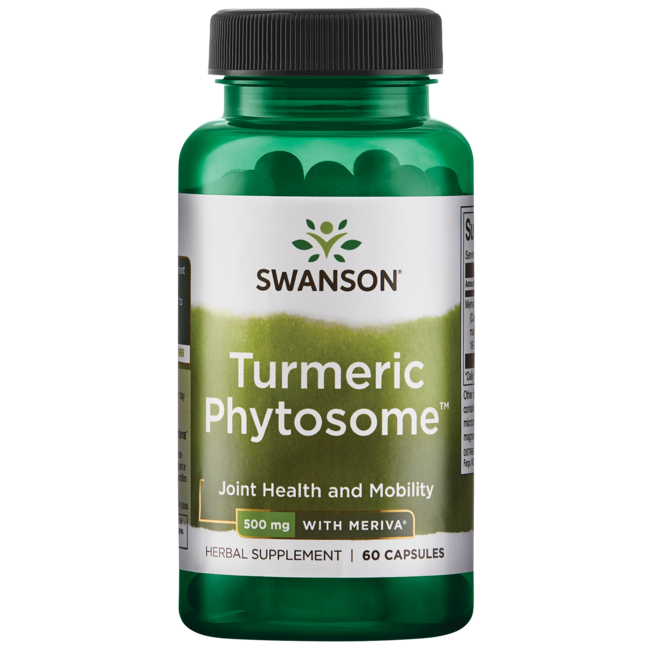 Swanson UltraTurmeric Phytosome with Meriva