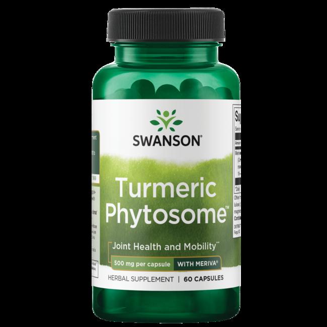 Swanson Ultra Turmeric Phytosome with Meriva