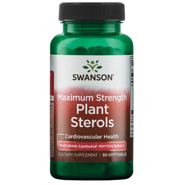 Swanson Ultra Maximum Strength Plant Sterols CardioAid
