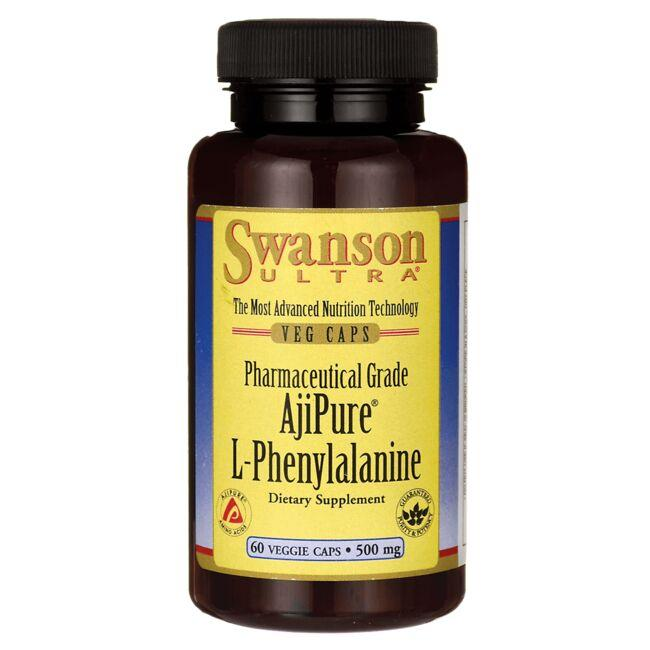 Swanson UltraL-Phenylalanine - Featuring AjiPure