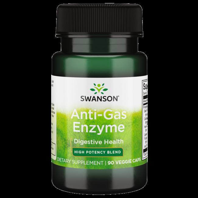 Swanson Ultra Anti-Gas Enzyme