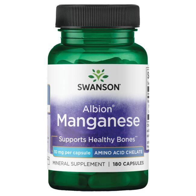 Swanson UltraChelated Manganese