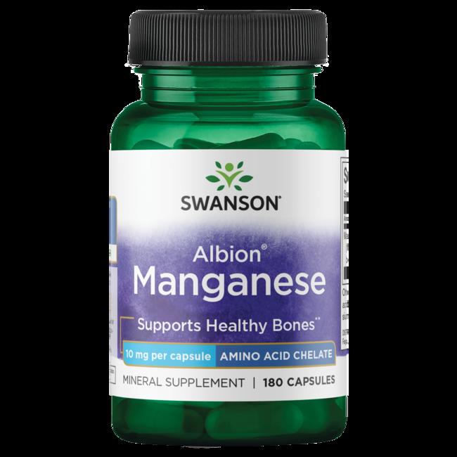Swanson UltraAlbion Chelated Manganese