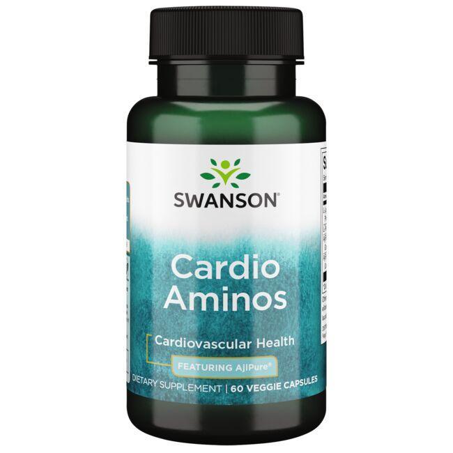 Swanson UltraCardio Aminos - Featuring AjiPure