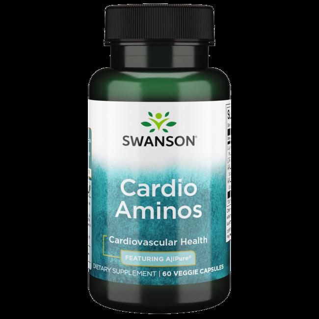 Swanson UltraAjiPure Cardio Aminos, Pharmaceutical Grade