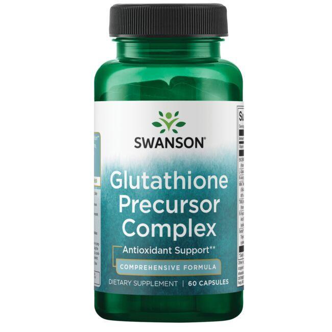 Swanson UltraGlutathione Precursor Complex