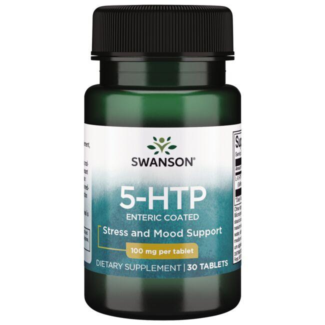 Swanson Ultra5-HTP Enteric Coated Extra Strength