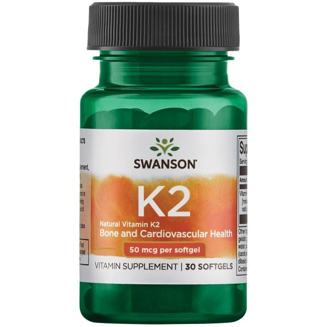 Swanson UltraVitamin K2 - Natural