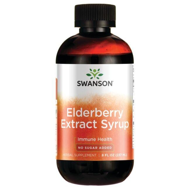 Swanson Ultra Elderberry Extract Syrup