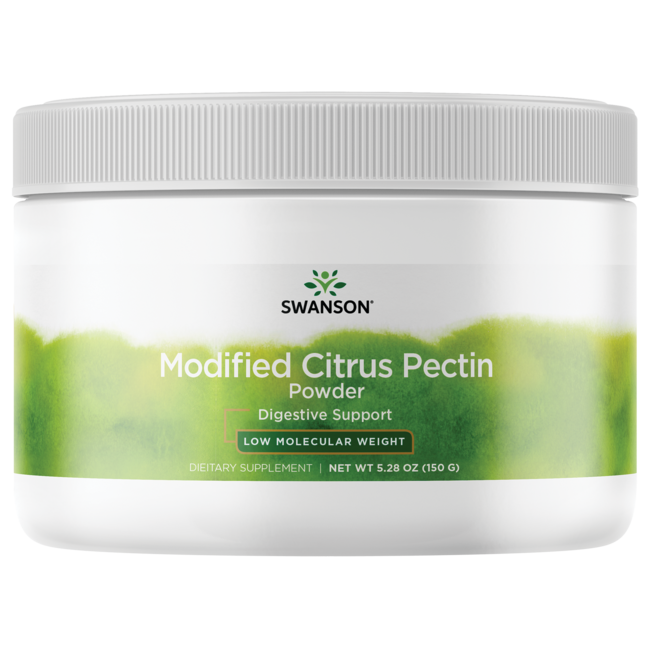 Swanson UltraPectiPure Modified Citrus Pectin