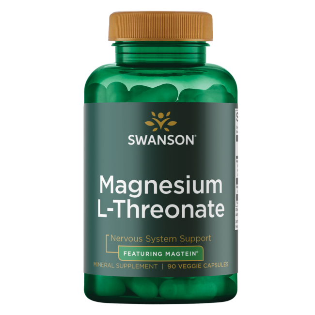 Swanson Ultra Magnesium L-Threonate