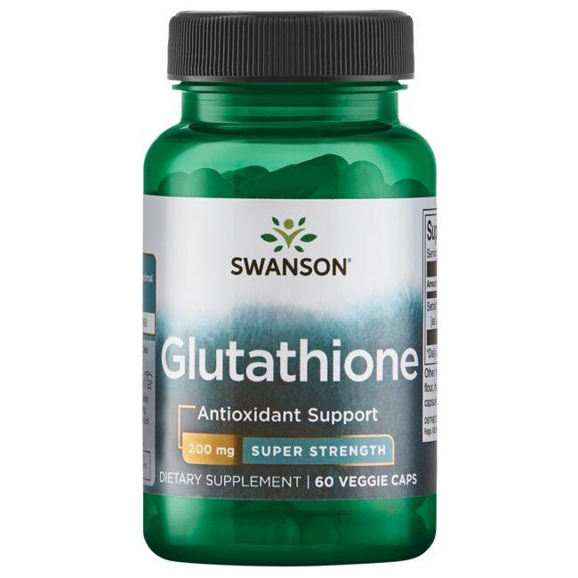 Swanson Ultra Glutathione - Super Strength