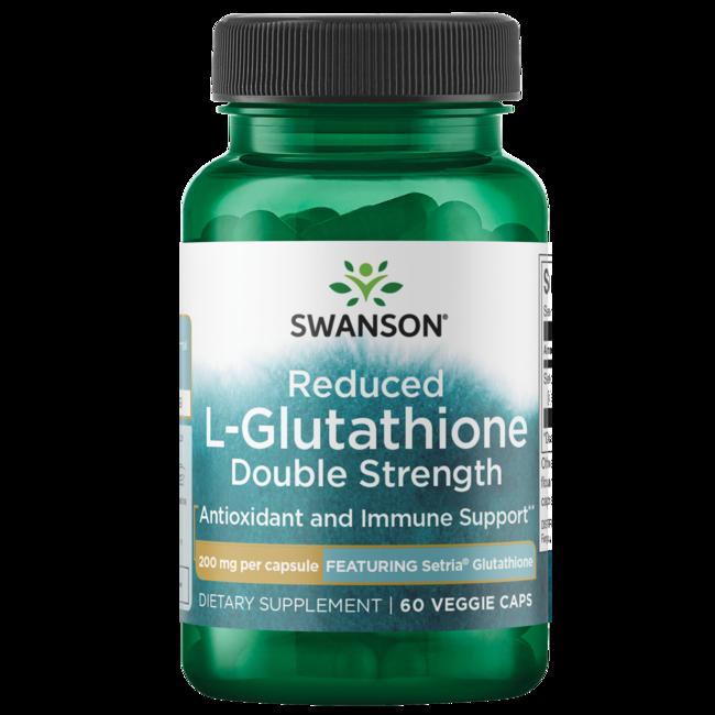Swanson Ultra High Potency L-Glutathione