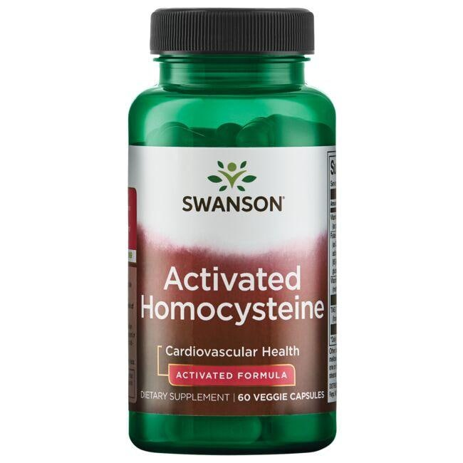 Swanson Ultra Activated Homocysteine