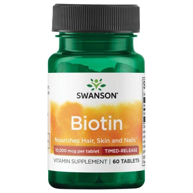 Swanson UltraBiotin - Timed-Release