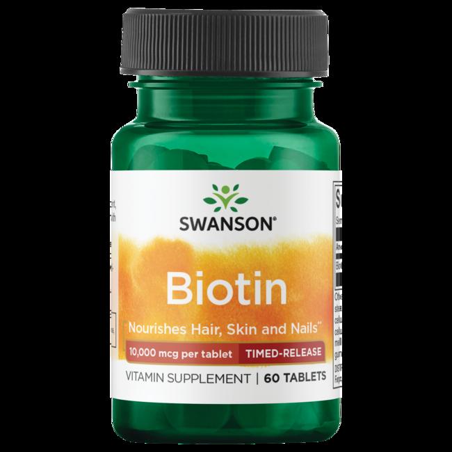 Swanson Ultra Timed-Release Biotin