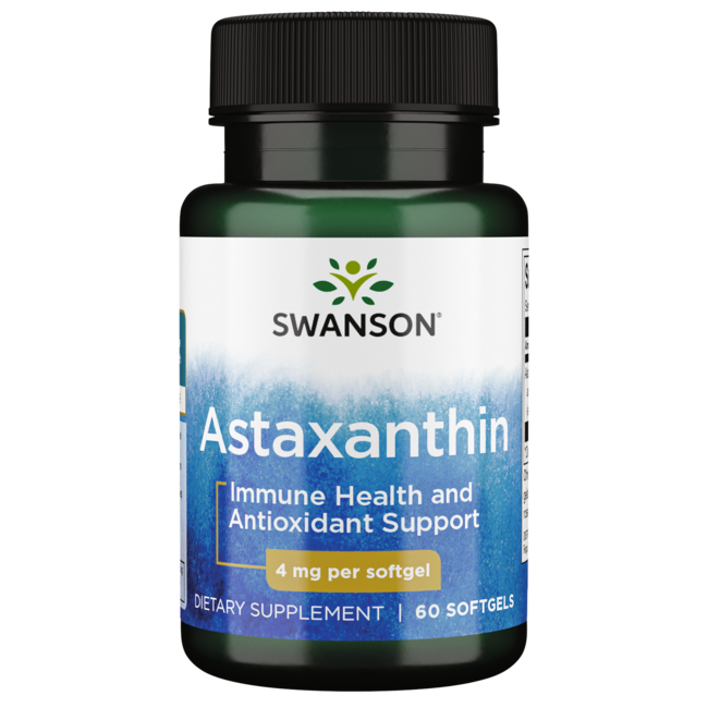 Who makes the best astaxanthin