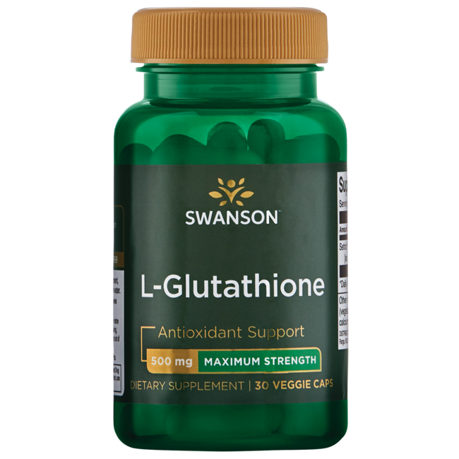 Maximum Strength L-Glutathione