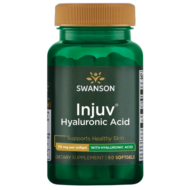 Swanson Ultra Injuv Hyaluronic Acid