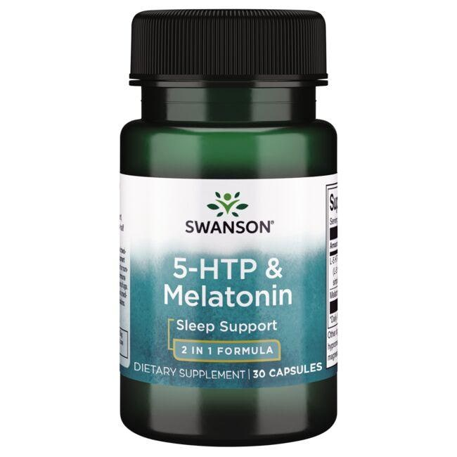 Swanson Ultra5-HTP & Melatonin