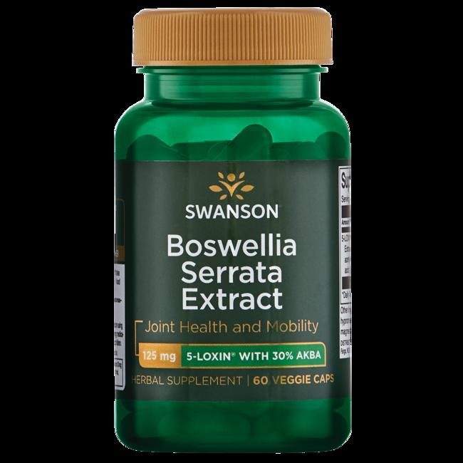 Swanson Ultra 5-LOXIN Boswellia Serrata Extract