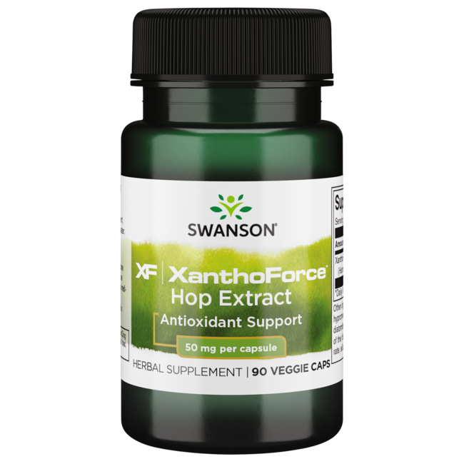 Swanson UltraXanthoVital Standardized Hop Extract