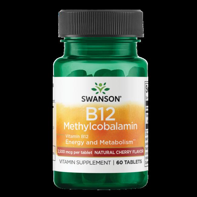 Swanson Ultra Methylcobalamin High Absorption B-12