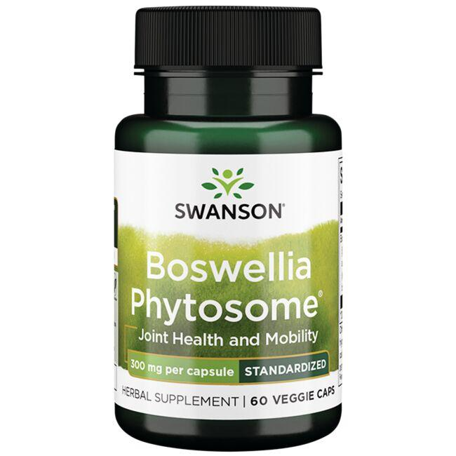 Swanson UltraStandardized Boswellia Phytosome