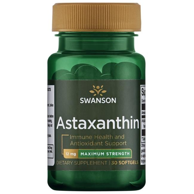 Swanson UltraAstaxanthin - Maximum Strength