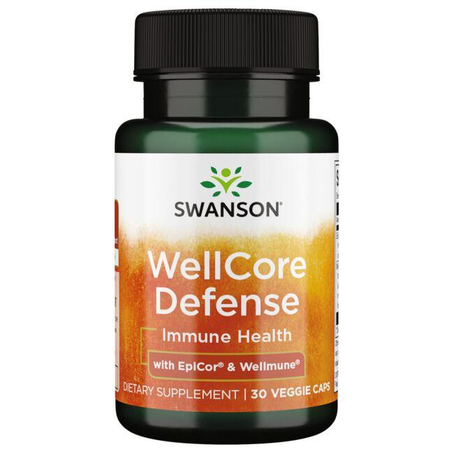 Swanson UltraWellCore Defense with Wellmune & EpiCor