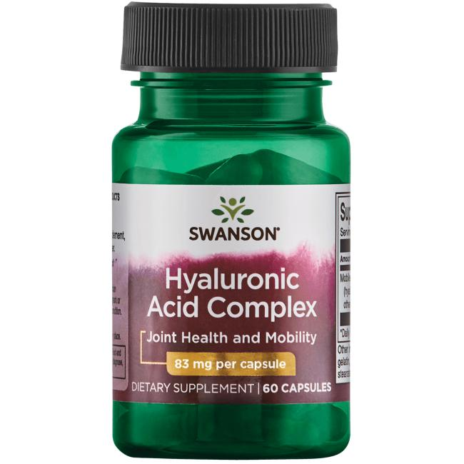 Swanson UltraHyaluronic Acid Complex