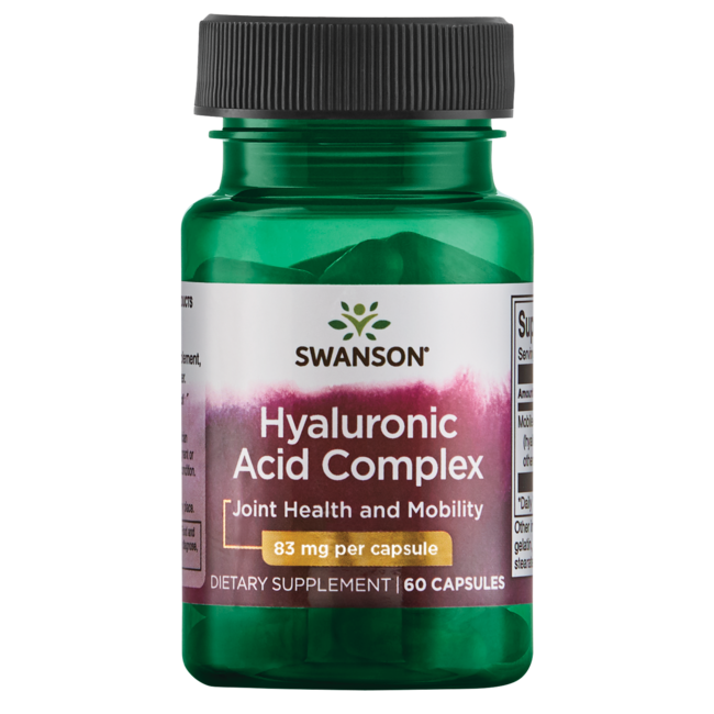 Swanson UltraHigh Potency Hyal-Joint Hyaluronic Acid Complex