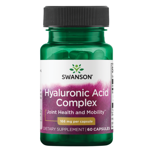 Swanson Ultra Super Potency Hyal-Joint Hyaluronic Acid Complex