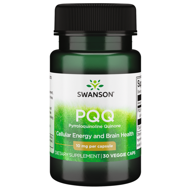 Swanson UltraPQQ Pyrroloquinoline Quinone